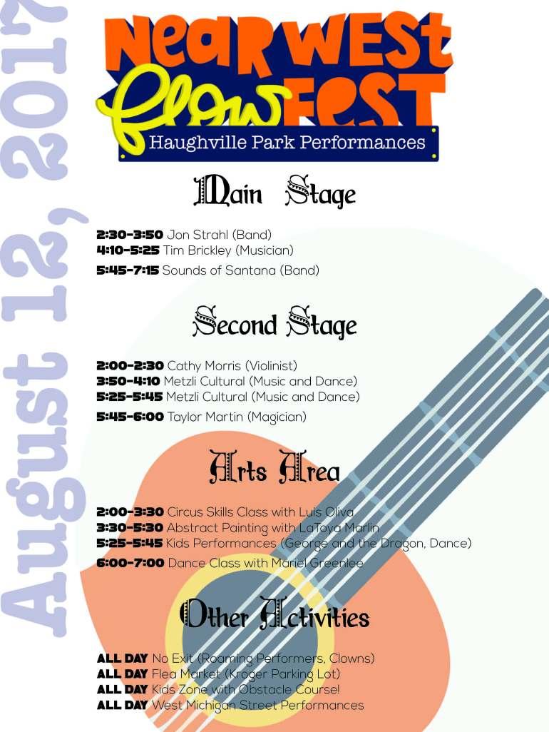 flow fest schedule 2
